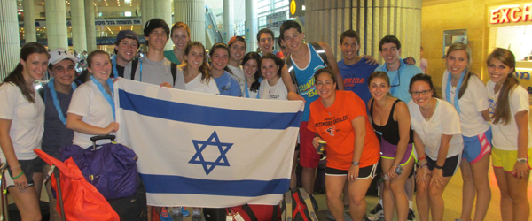 Teen Programme in Israel