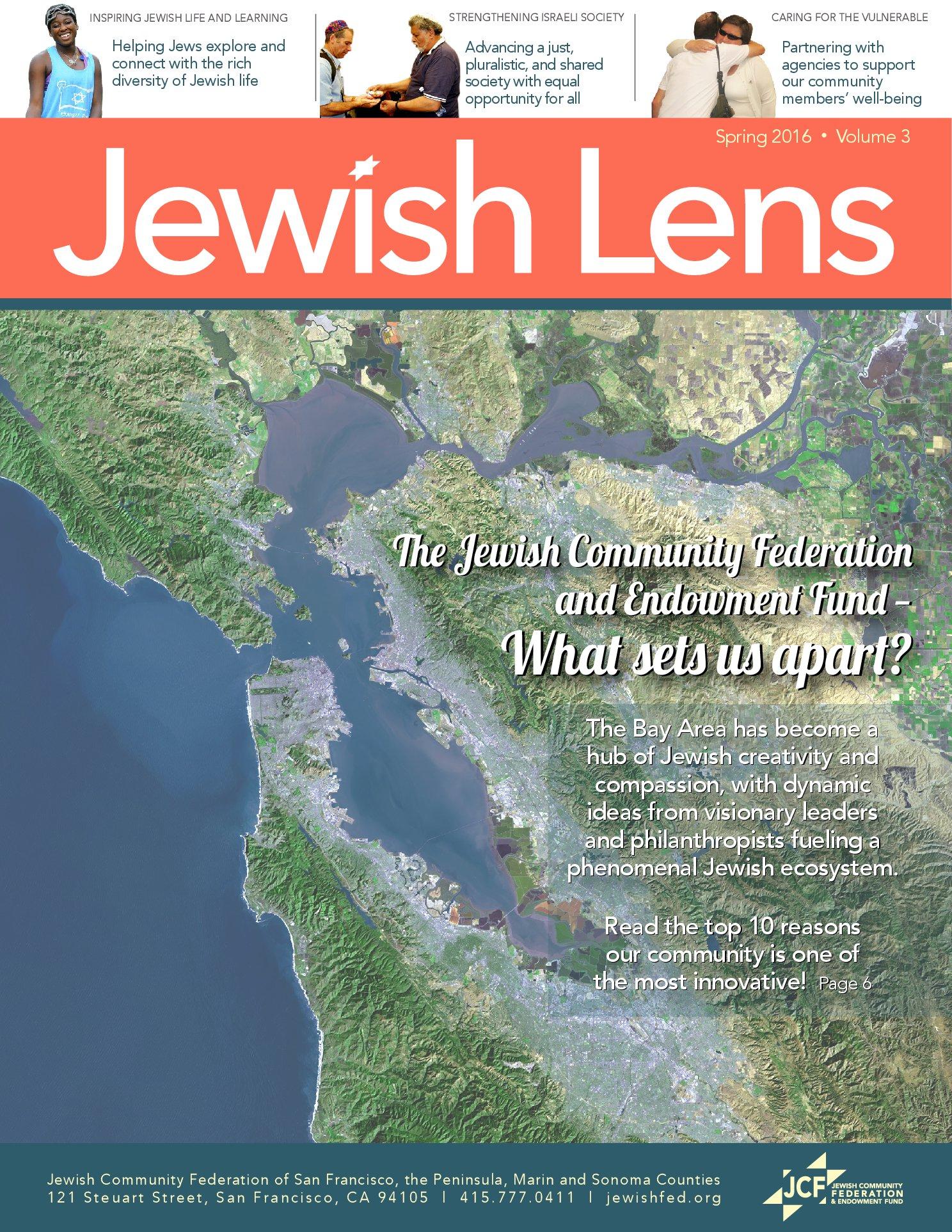 Jewish Lens by Jewish Community Federation of San Francisco