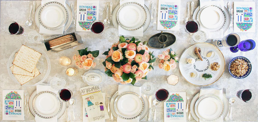 10 Stylish Seder Plates to Step Up Your Passover | Jewish Community ...